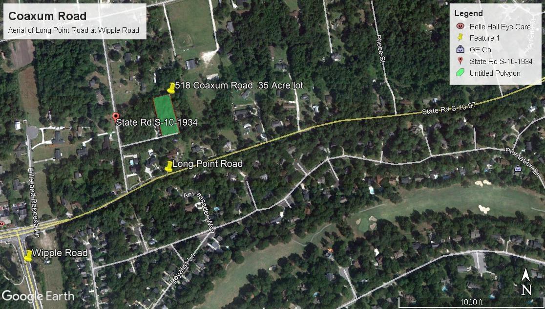 518  Coaxum Road Mount Pleasant, SC 29464