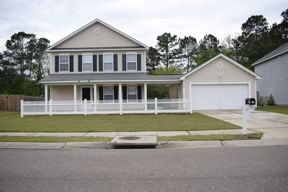 219  Savannah River Drive Summerville, SC 29485