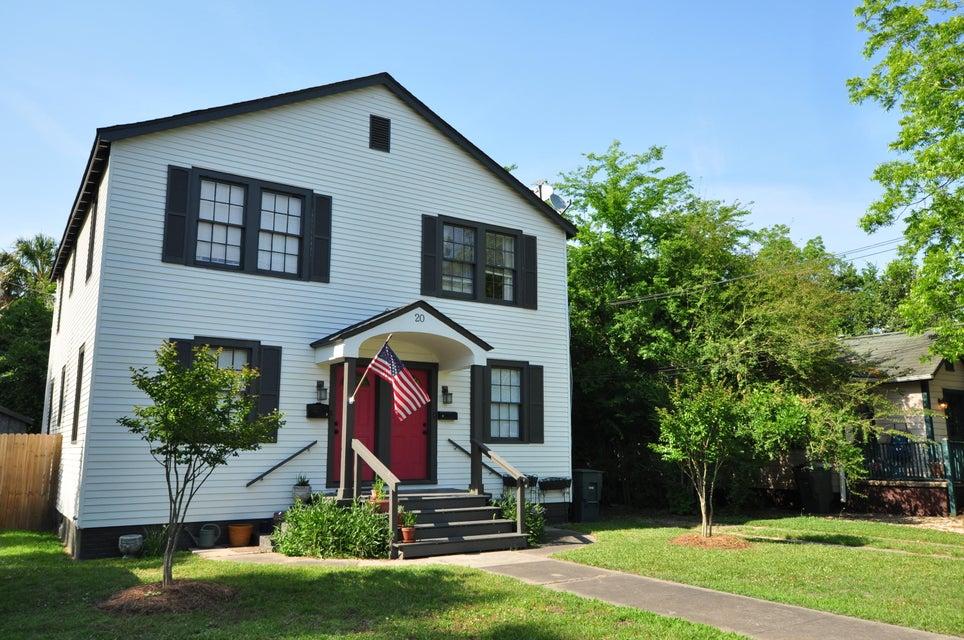 20 Dunnemann Avenue Charleston, SC 29403