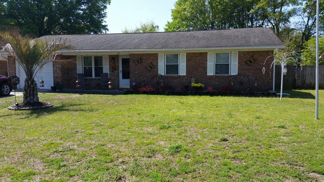 133 E Edgefield Drive Summerville, SC 29483