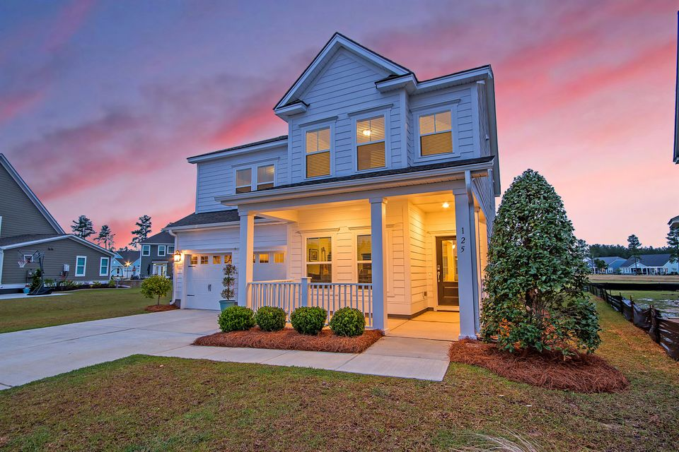 125  Rowboat Road Summerville, SC 29486