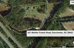 421 Beidler Forest Road Dorchester, SC 29437