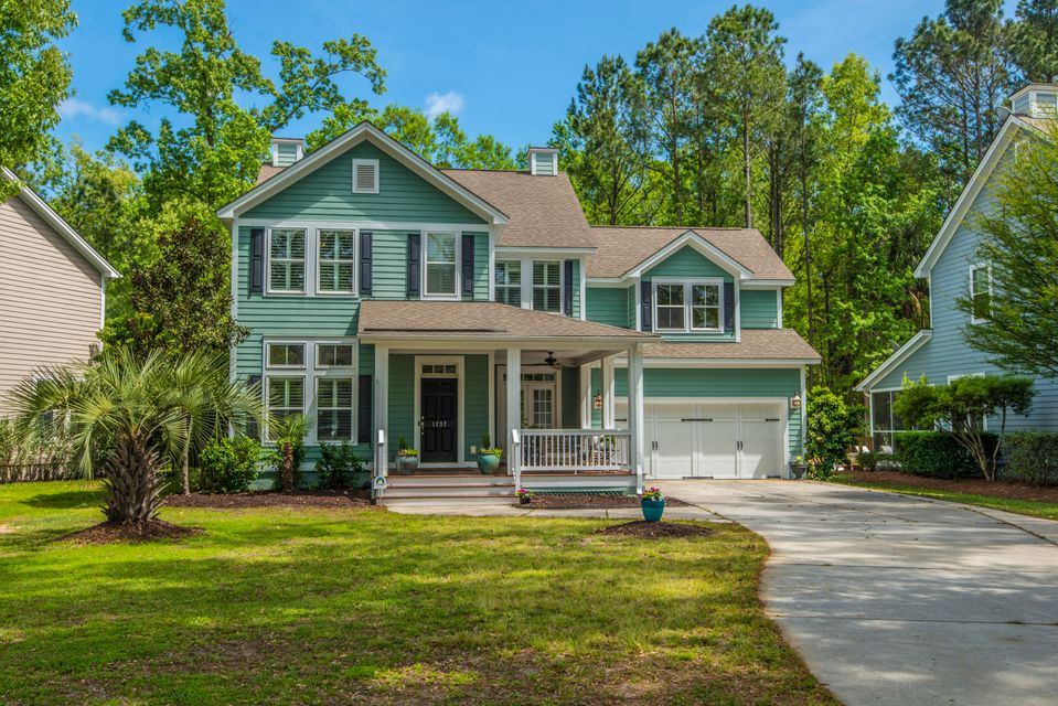 1737  Wellstead Street Mount Pleasant, SC 29466