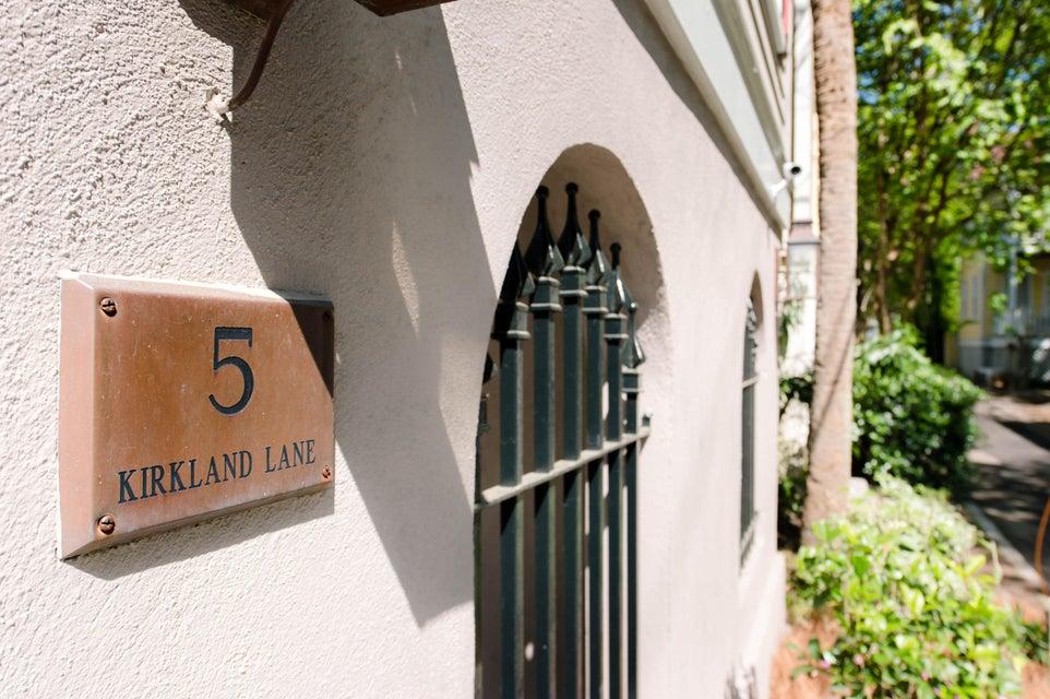 5  Kirkland Lane Charleston, SC 29401