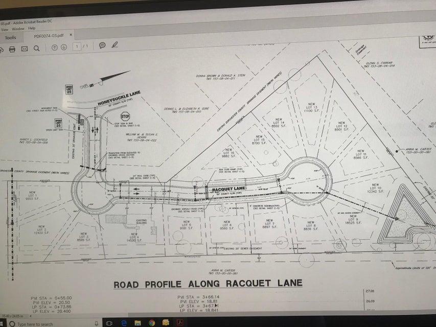 Racquet Lane Summerville, SC 29485