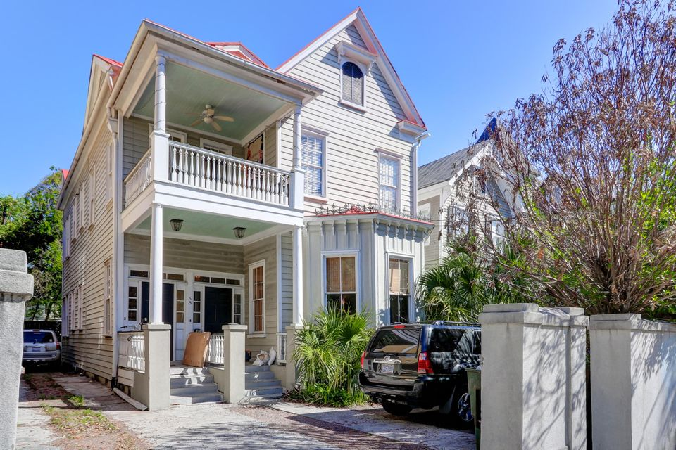 68  Vanderhorst Street Charleston, SC 29403