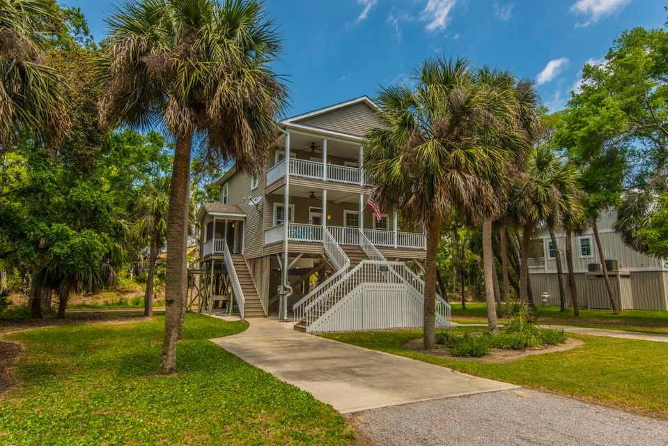 607 Jungle Road Edisto Beach, SC 29438
