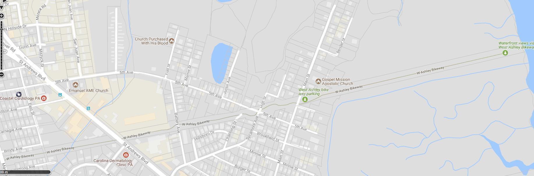 5  Th Avenue Charleston, SC 29407