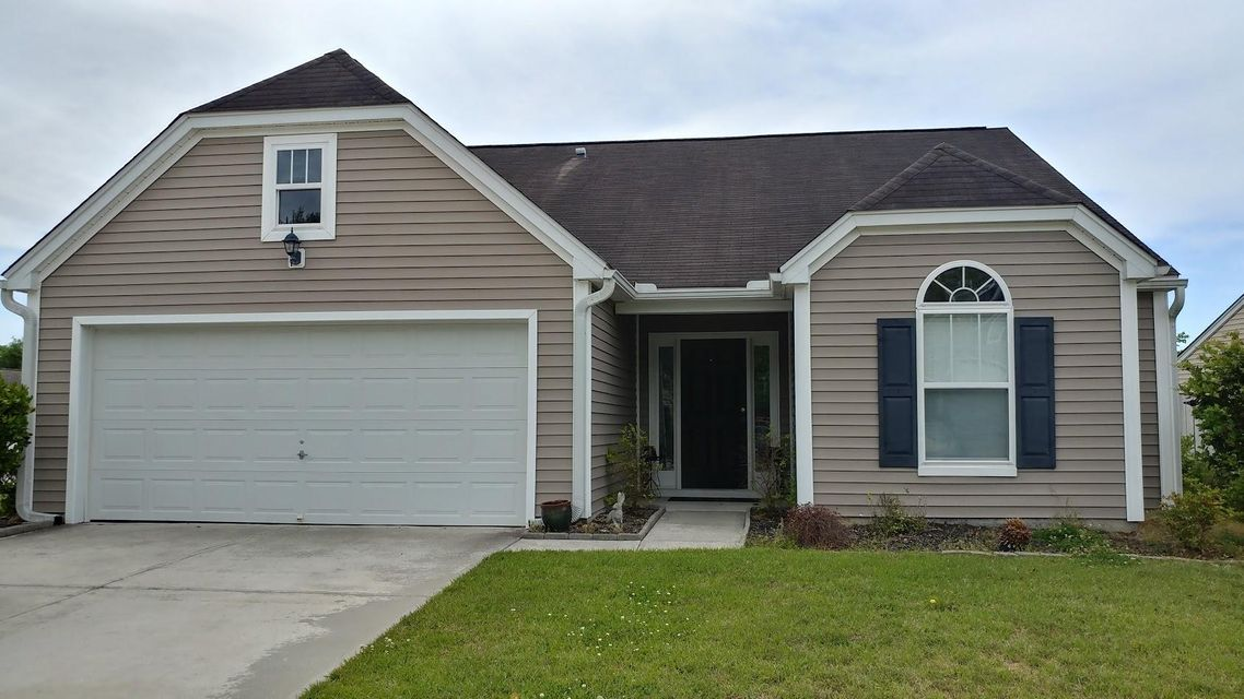 1303  Palm Cove Drive Charleston, SC 29492