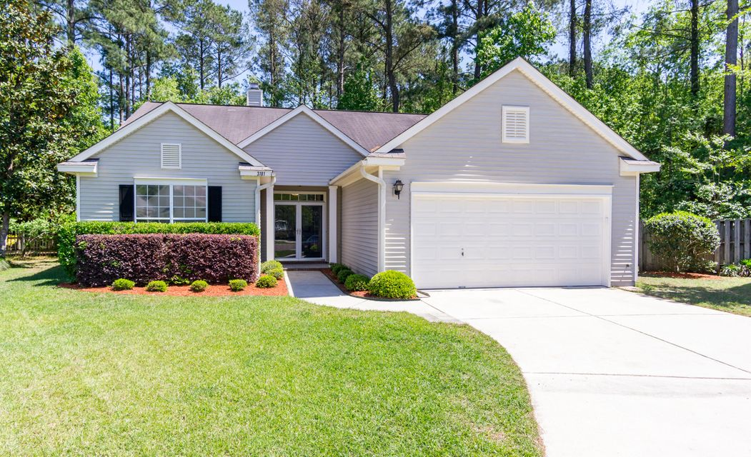 3181  John Bartram Place Mount Pleasant, SC 29466