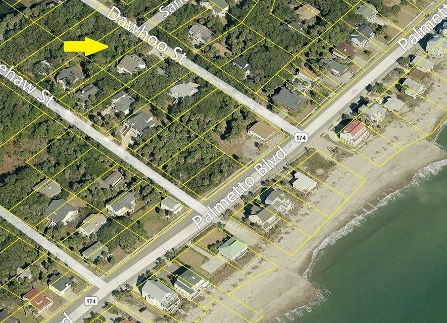 814 Dawhoo Street Edisto Beach, SC 29438