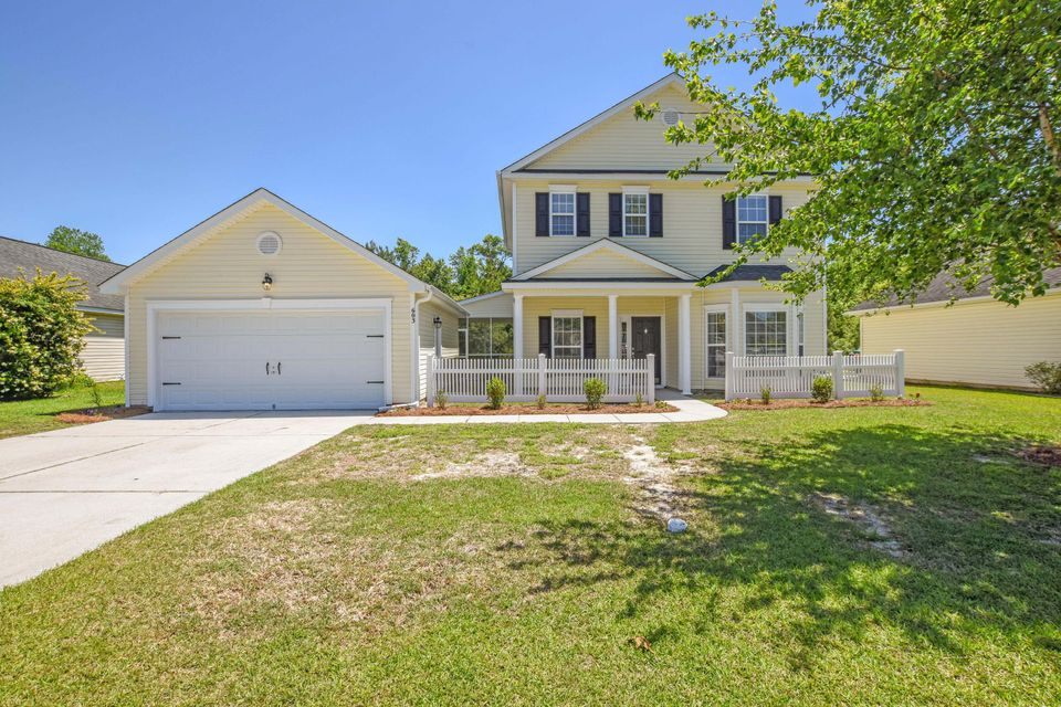 603 Savannah River Drive Summerville, SC 29485