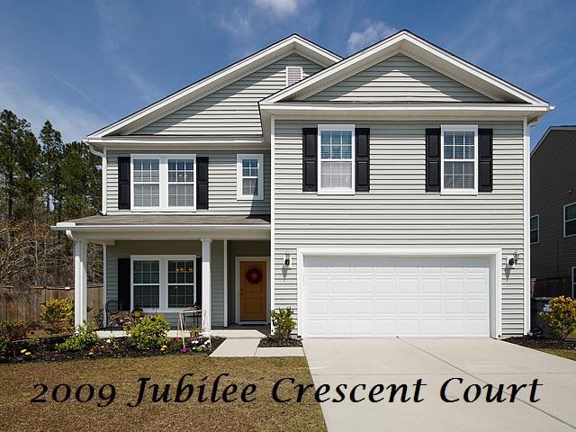 2009  Jubilee Crescent Court Summerville, SC 29485