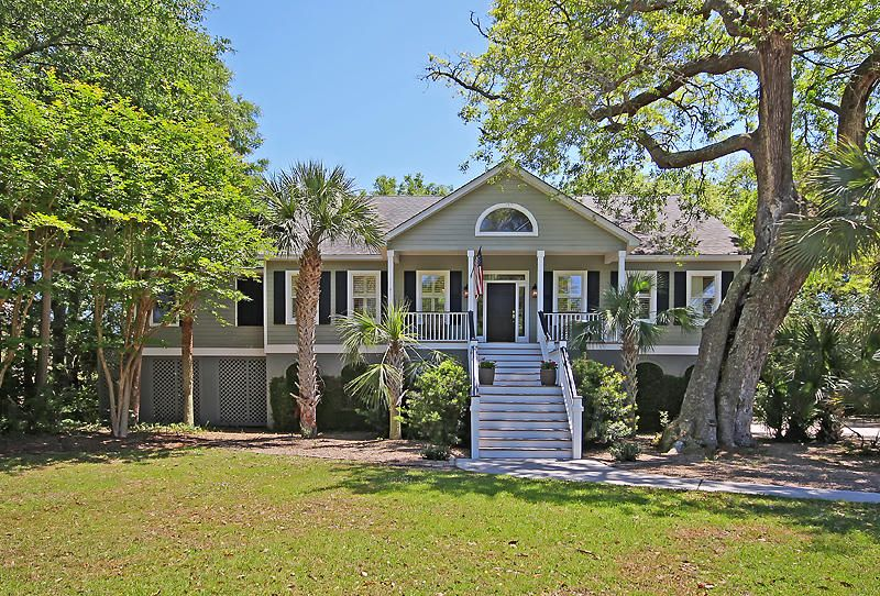 6800 Back Bay Drive Isle Of Palms, SC 29451