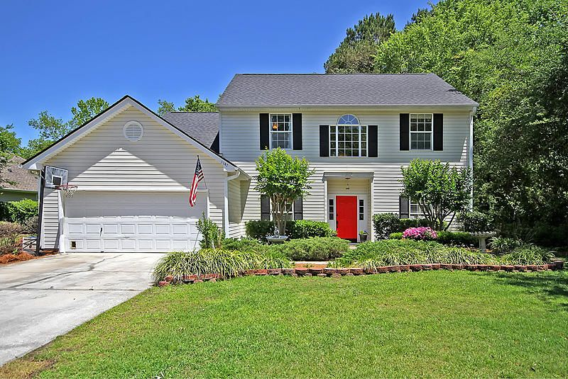 1147 Black Rush Circle Mount Pleasant, SC 29466