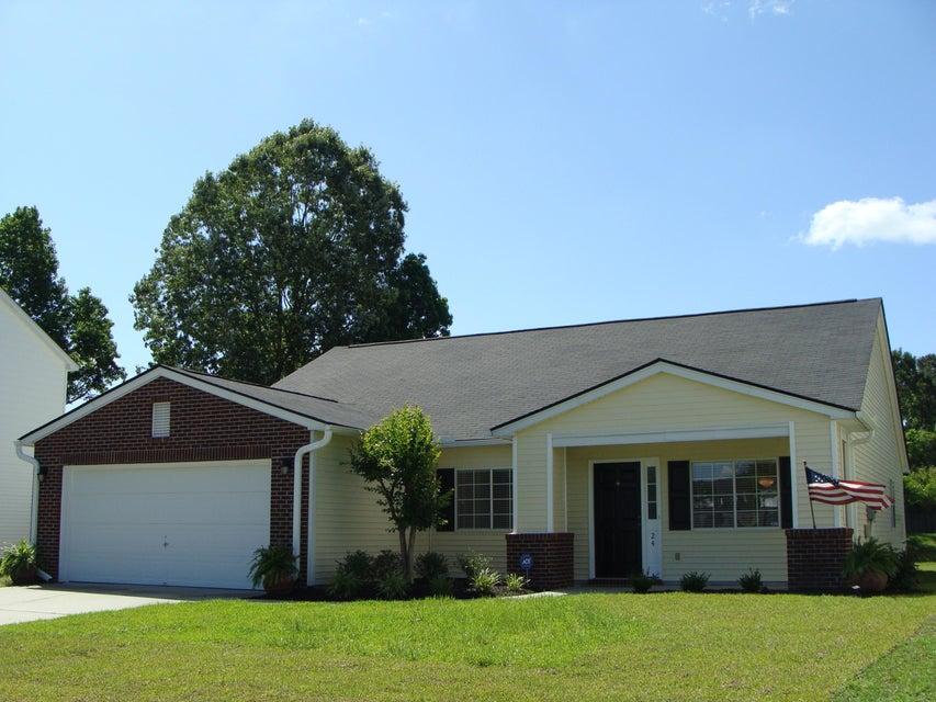 24 Creek Bend Drive Summerville, SC 29485