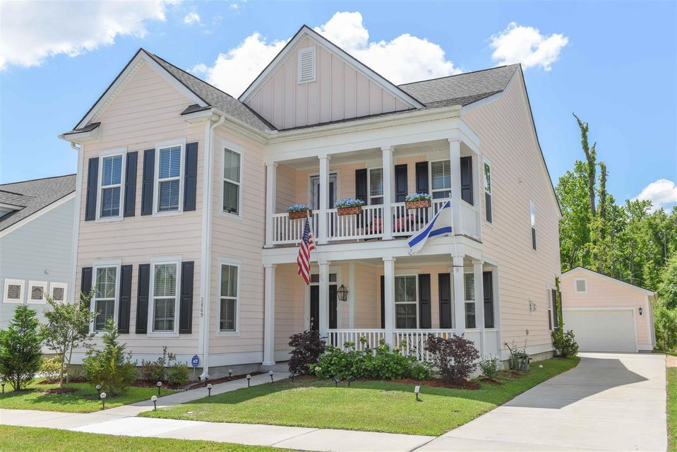 2869  Rutherford Way Charleston, SC 29414