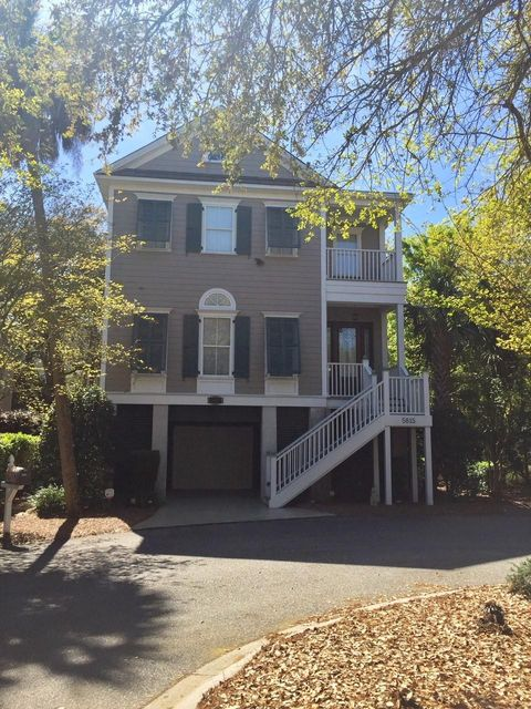 5815 Back Bay Dr Drive Isle Of Palms, SC 29451