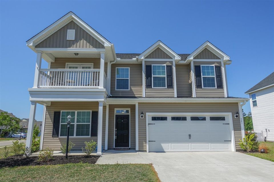 341 Fox Ridge Lane Moncks Corner, SC 29461