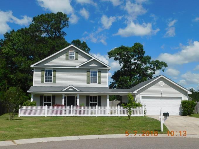 406  Seneca River Drive Summerville, SC 29485