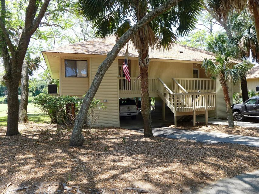 846  Club Cottage Road Edisto Beach, SC 29438