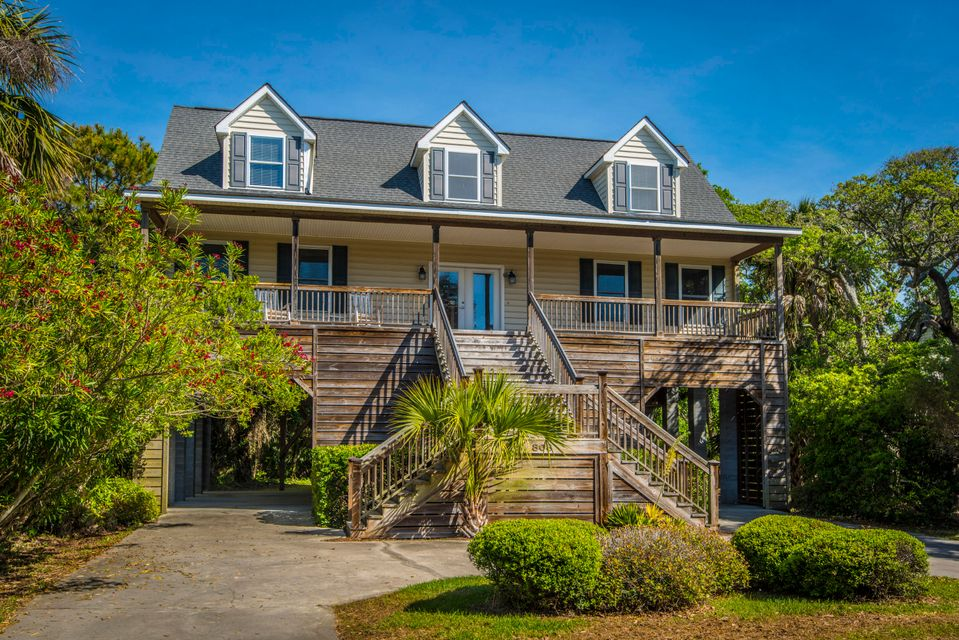 808 W Ashley Avenue Folly Beach, SC 29439