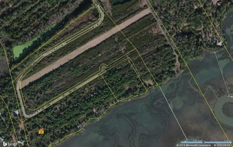 4 Morants Point Road Mcclellanville, SC 29458