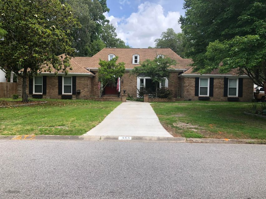 333 Shaftesbury Lane Summerville, SC 29485