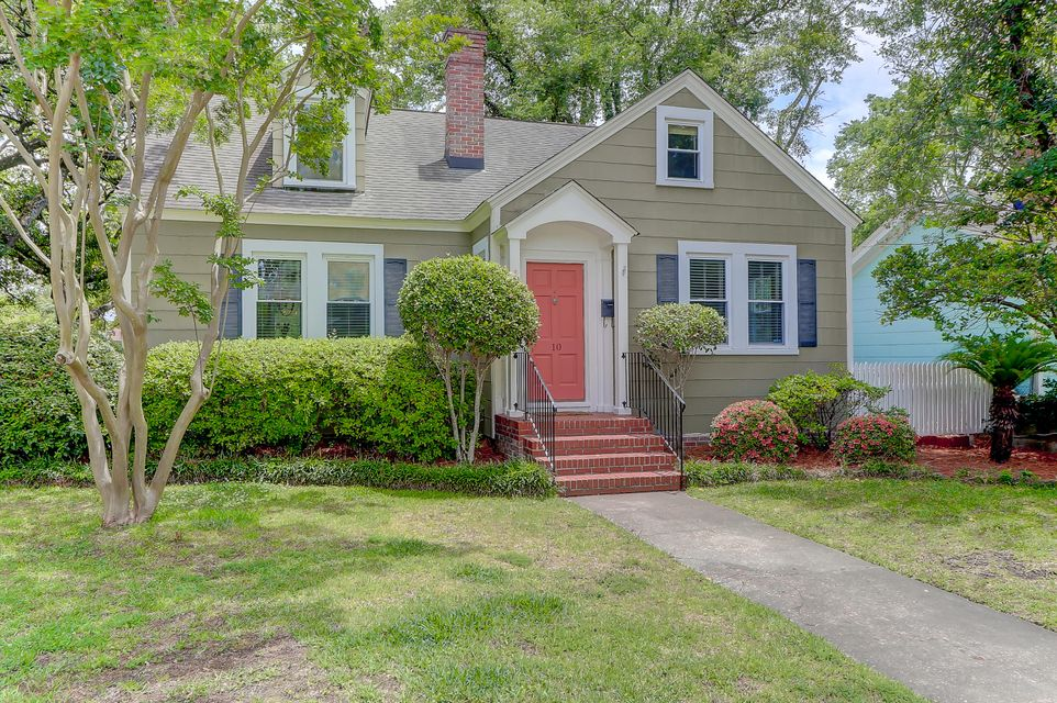10 Clemson Street Charleston, SC 29403