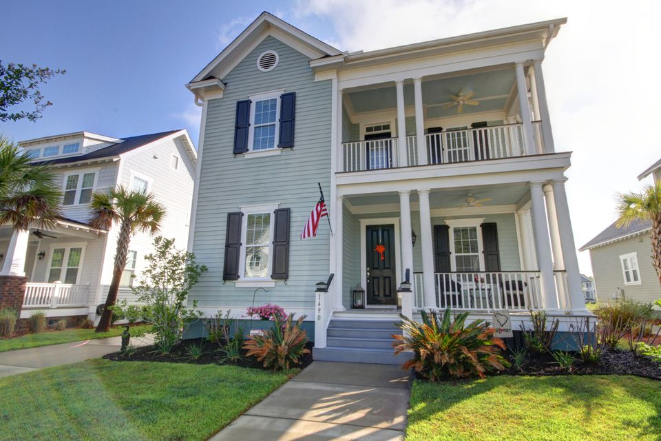 1490  Crane Creek Drive Mount Pleasant, SC 29466