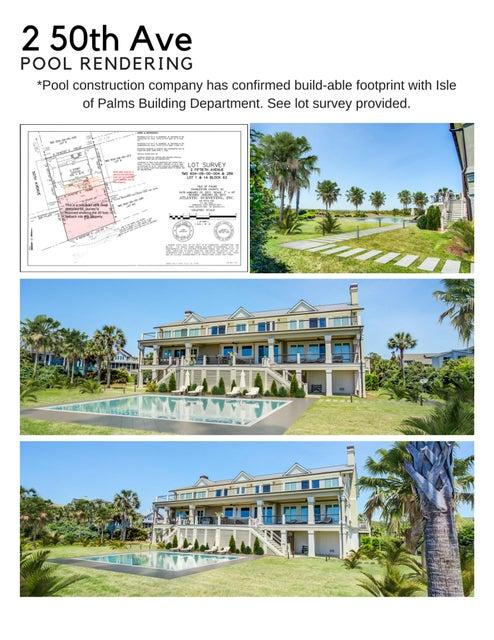 2 50TH Avenue Isle Of Palms, SC 29451