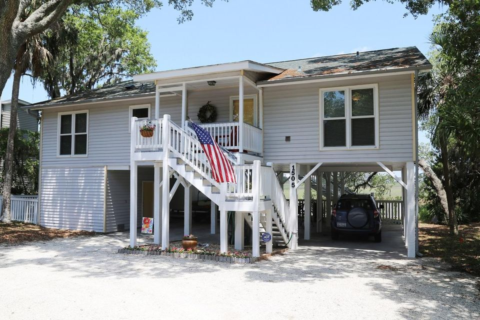 1505 Jungle Road Edisto Beach, SC 29438