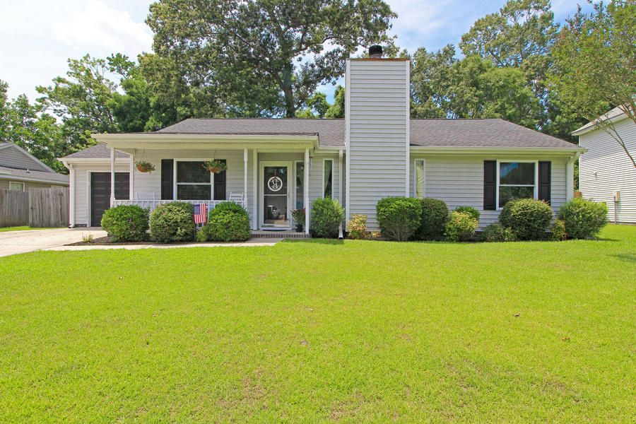 156 Blue Ridge Trail Charleston, SC 29418