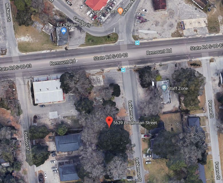 5639 Leiderman Street North Charleston, SC 29406