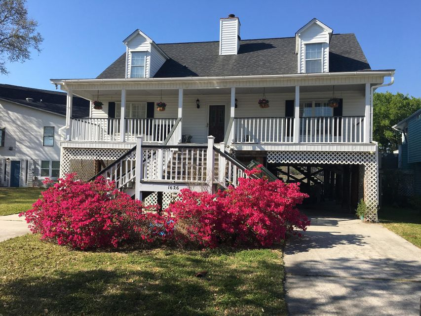 1626 Teal Marsh Road Charleston, SC 29412
