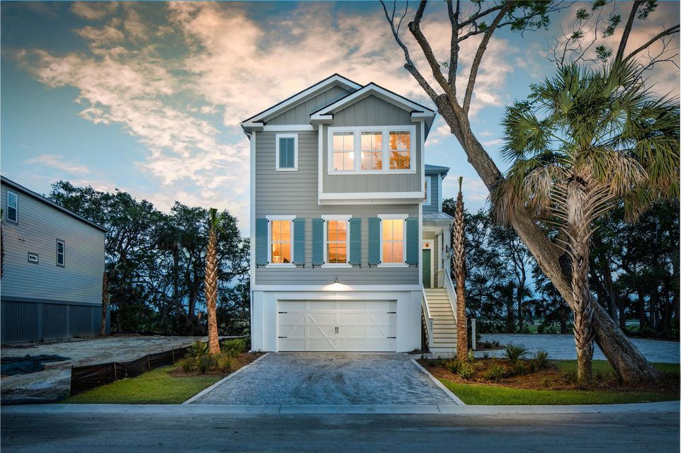 121 Alder Circle Folly Beach, SC 29439