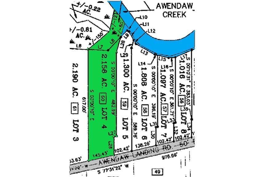 7341 Awendaw Landing Rd Awendaw, SC 29429