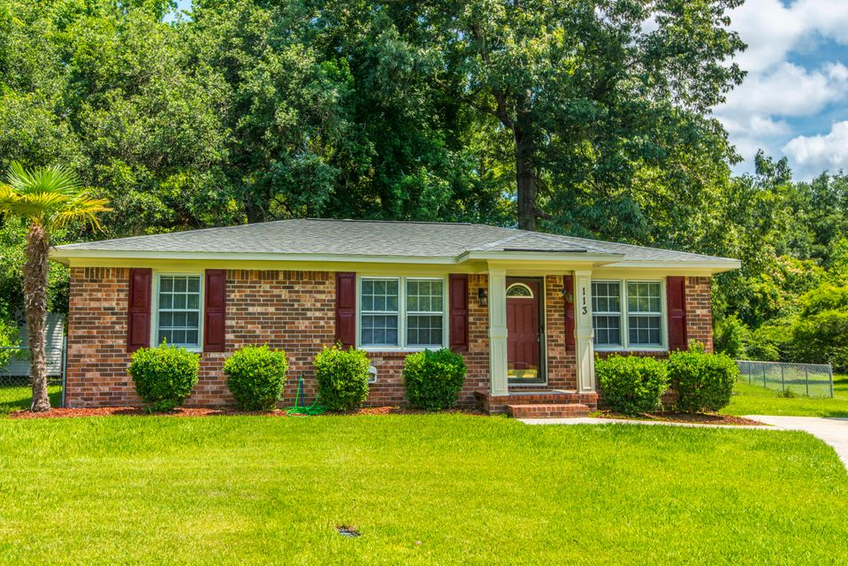 113 Nancy Lane Summerville, SC 29485