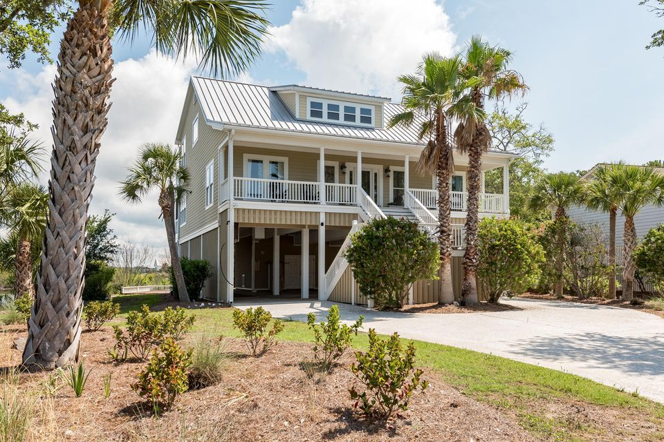 63 Rice Lane Edisto Beach, SC 29438