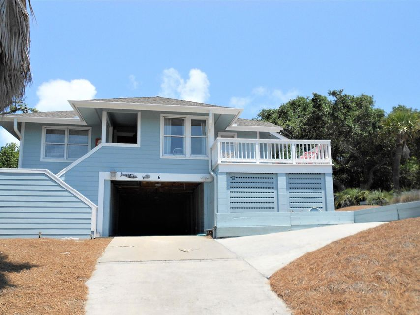 6 Sandshell Ct Court Isle Of Palms, SC 29451