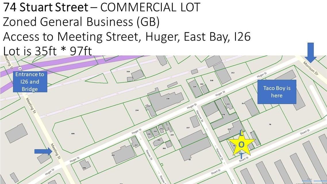 Stuart Street Charleston, SC 29403
