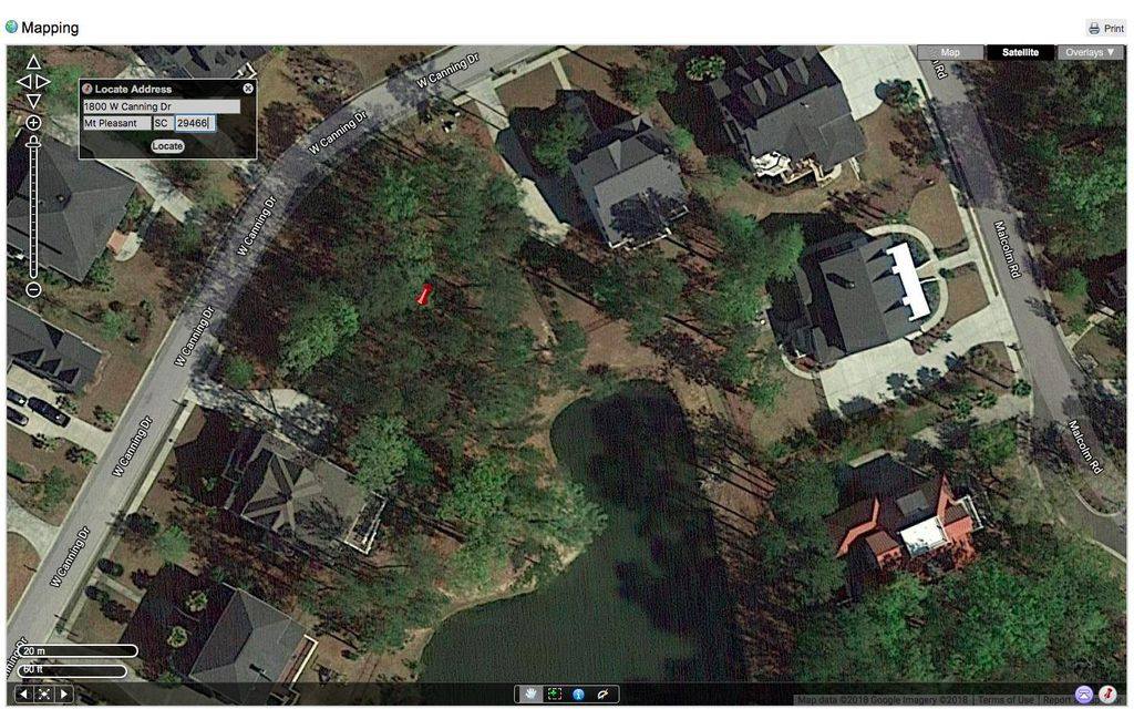 1800 W Canning Drive Mount Pleasant, SC 29466