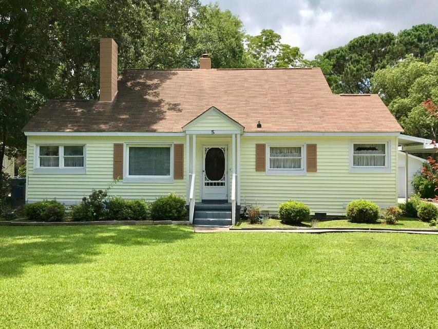 5 Lindendale Avenue Charleston, SC 29407