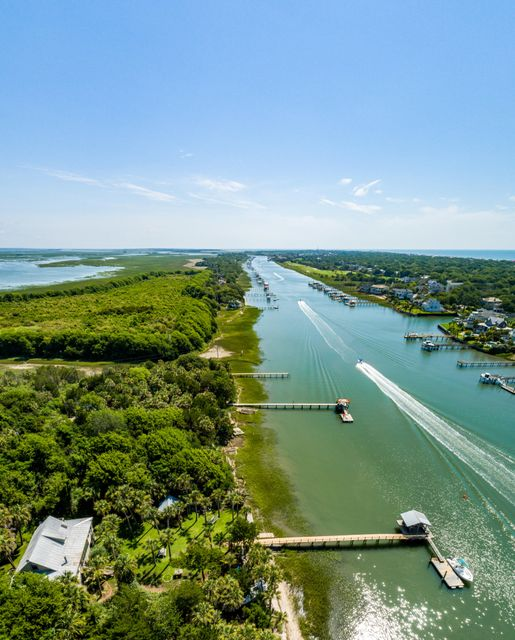 Goat Island Homes For Sale - 2407 Captain John Hutt, Isle of Palms, SC - 20