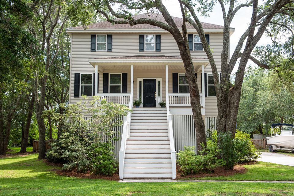 1486 Fiddlers Marsh Drive Mount Pleasant, SC 29464