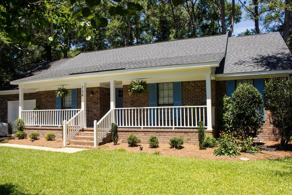 734 Larkwood Road Charleston, SC 29412