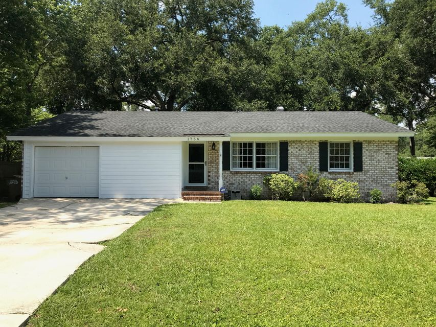 1756 Pittsford Circle James Island, SC 29412