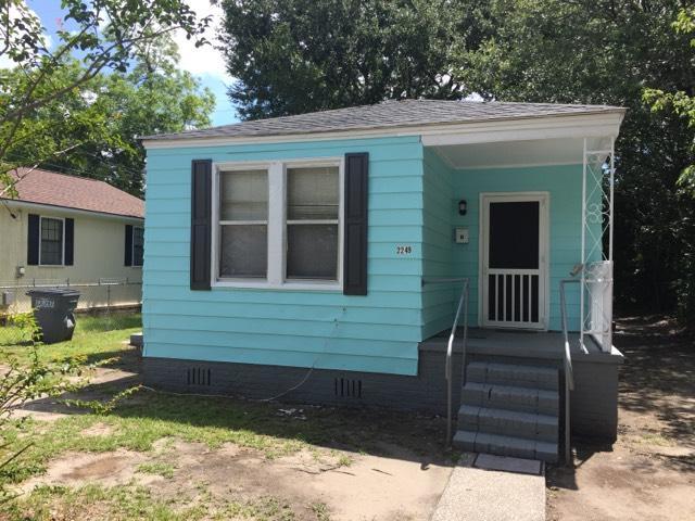 2249 Bailey Drive North Charleston, SC 29405
