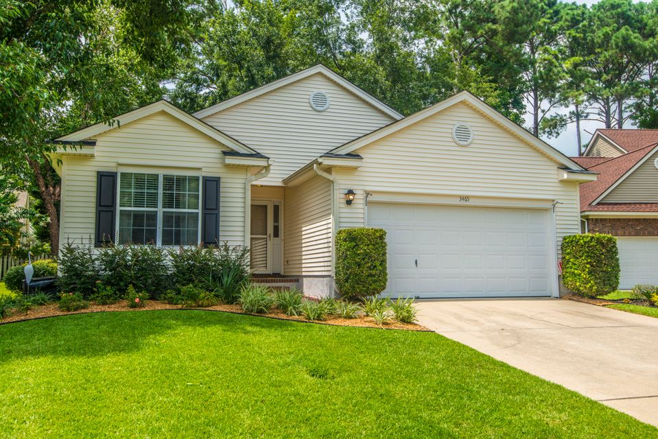 3465 Mulligan Drive Mount Pleasant, SC 29466