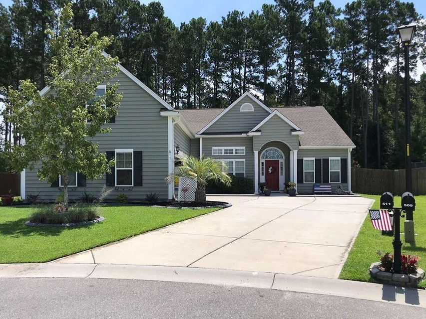 511 Cinder Court Summerville, SC 29486